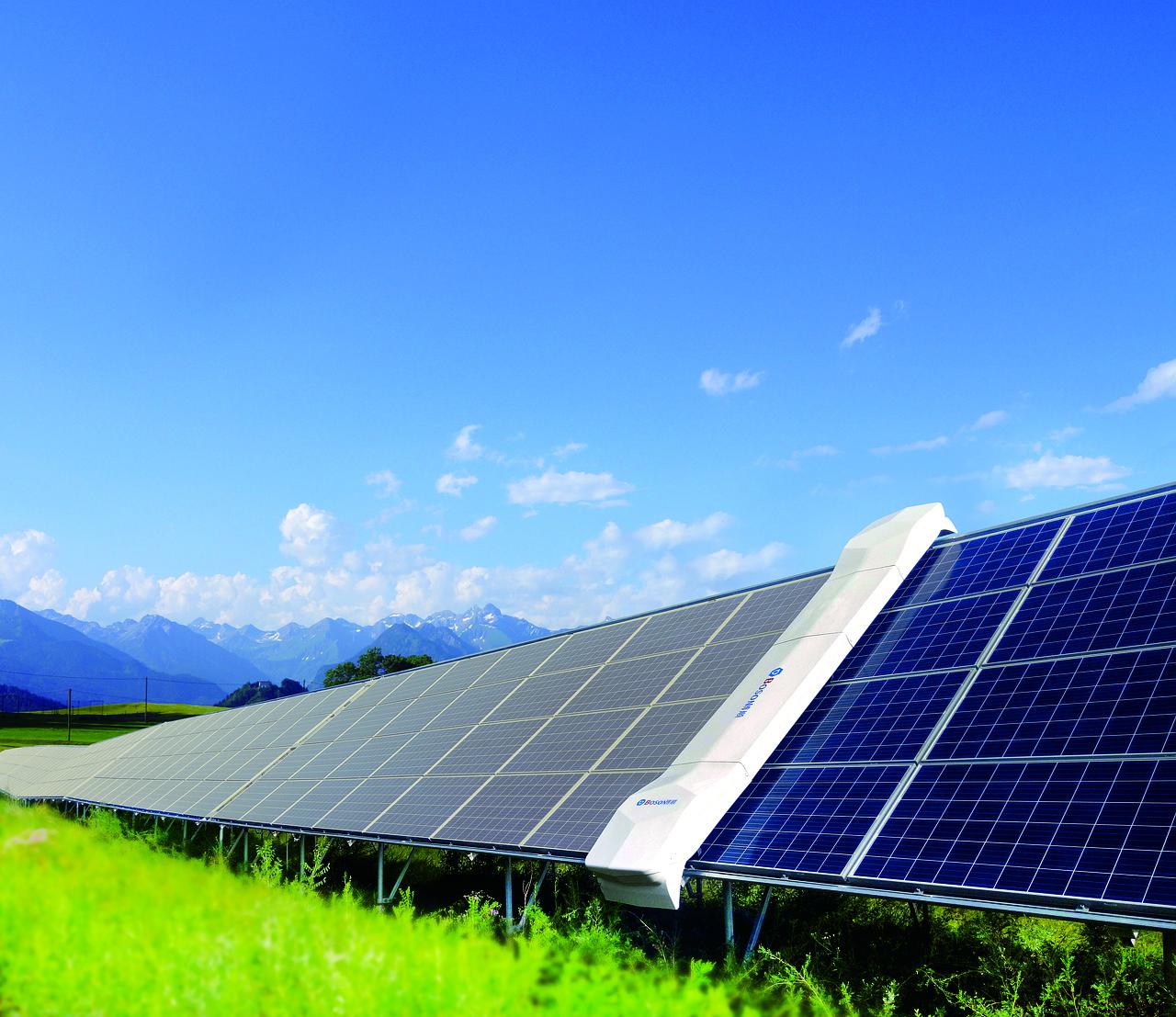 fotovoltaika na zemi