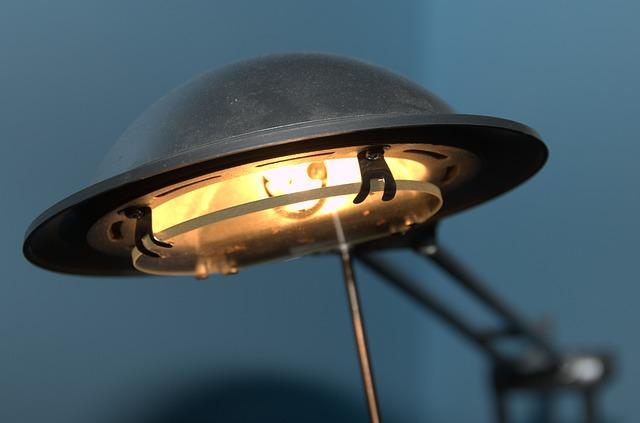 lampa hřejivá
