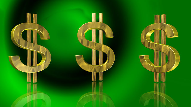 znaky dolaru